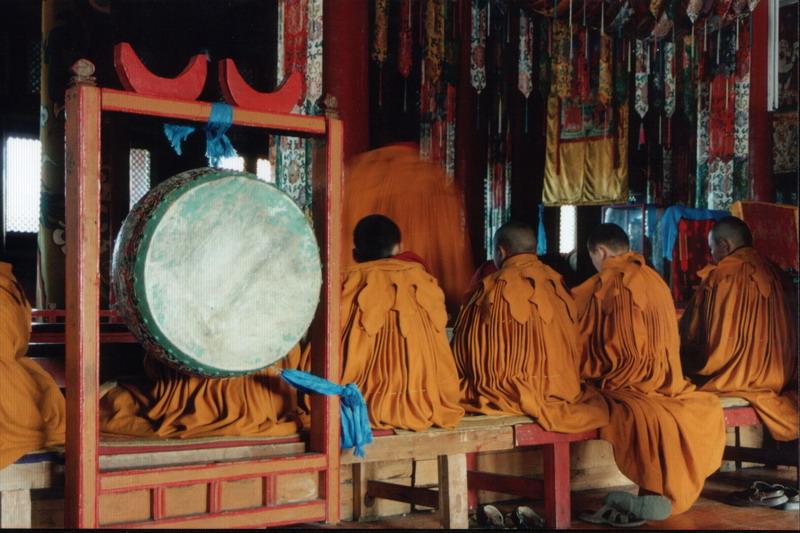 Amarbayasgalant - Mongolia