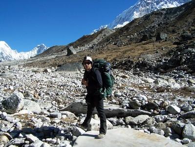 Fabio in Nepal